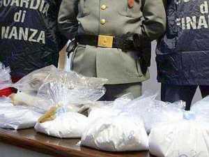Traffico di cocaina