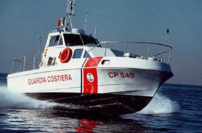La Guardia Costiera ritrova e salva un sub disperso a Zambrone