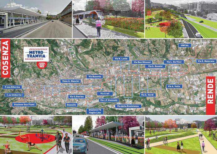 Metro leggera, il colosso Cmc di Ravenna si aggiudica appalto