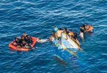 Naufragio a largo della Libia
