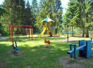 Bambina di 4 anni si perde al parco. Ritrovata dai Carabinieri