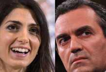 Elezioni, a Roma avanti Raggi (M5S), a Napoli De Magistris