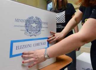voto elezioni comunali