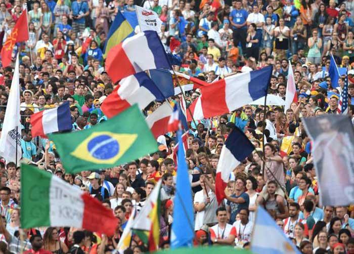 Inizia a Cracovia la Giornata Mondiale della Gioventù. In arrivo il Papa
