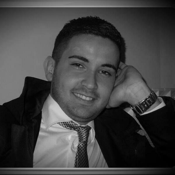 La vittima, Marco Mongillo (Fb)