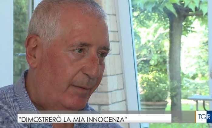 Sandro Principe intervistato da Tgr Calabria
