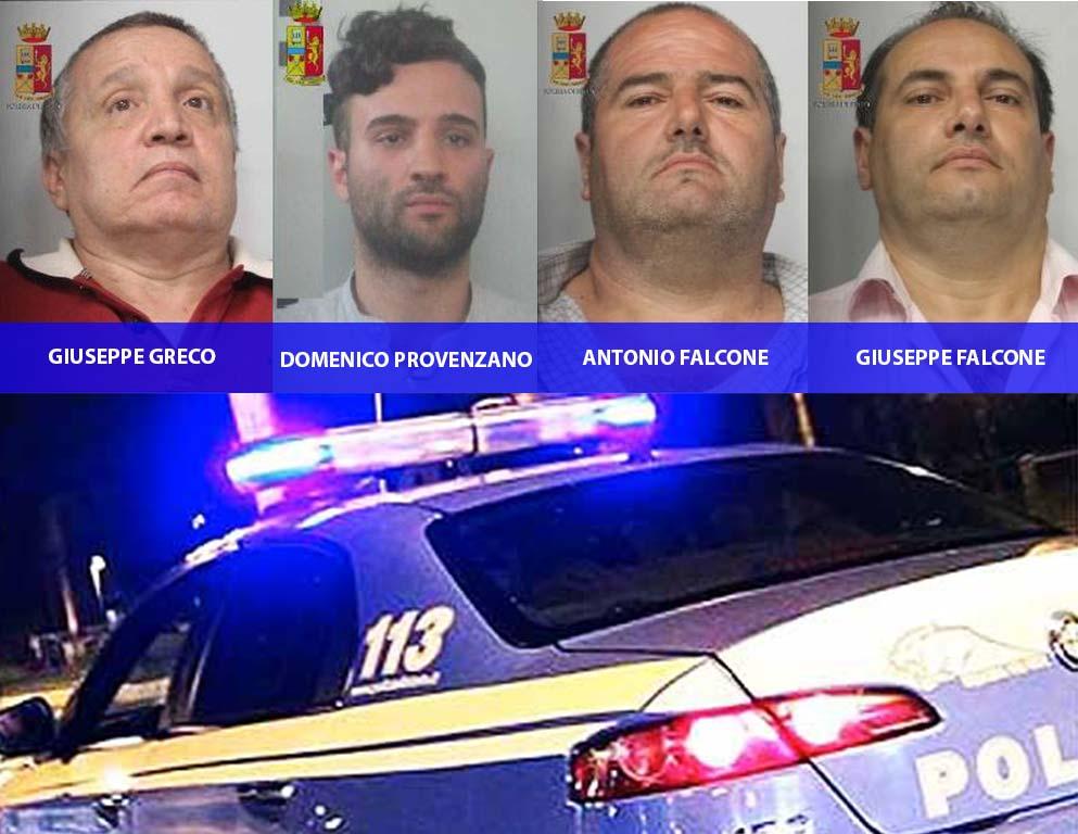 arrestati Calanna