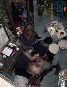 Vittime dell'assalto Isis a Dacca, Bangladesh