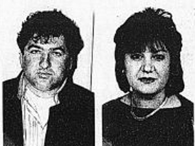 Attilio Berlingieri e Carmela Aparo
