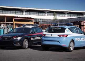 4 arresti polizia carabinieri