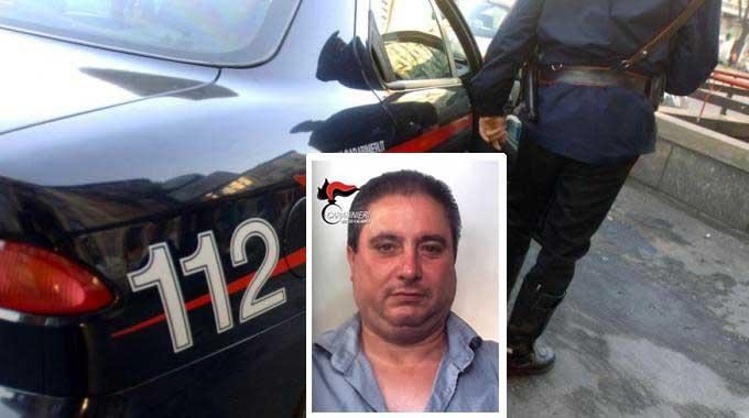 Giuseppe Tripodi, arrestato per l'omicidio di Pizzichemi