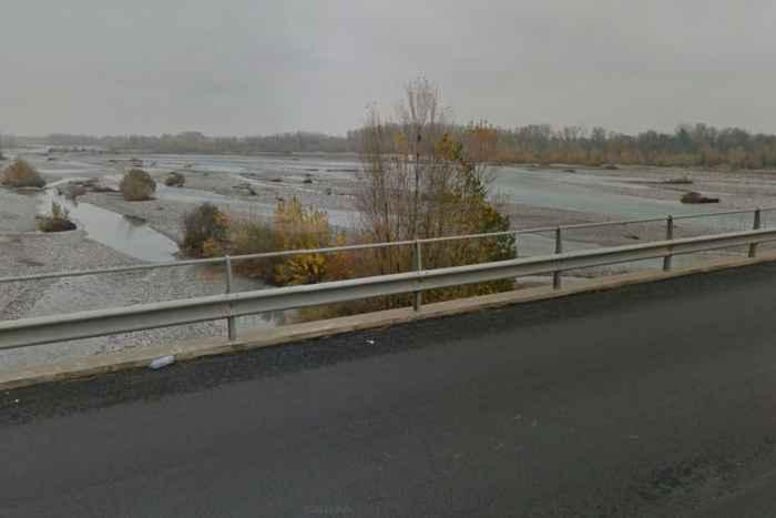 Ponte di Tuna sul fiume Trebbia dove è stato scoperto il cadavere