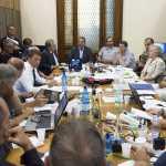 Terremoto, il tavolo operativo a Rieti con Renzi