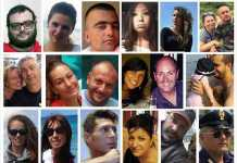 Terremoto nell'Italia centrale, i nomi delle vittime