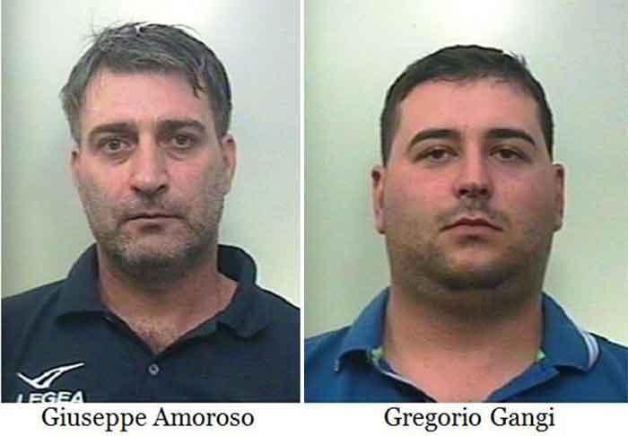 """Chiedevano pizzo per """"proteggere"""" vittima. Due arresti a Biancavilla"""