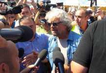 """Grillo a Palermo per rilanciare il M5S. """"Da adesso lo guiderò io"""""""