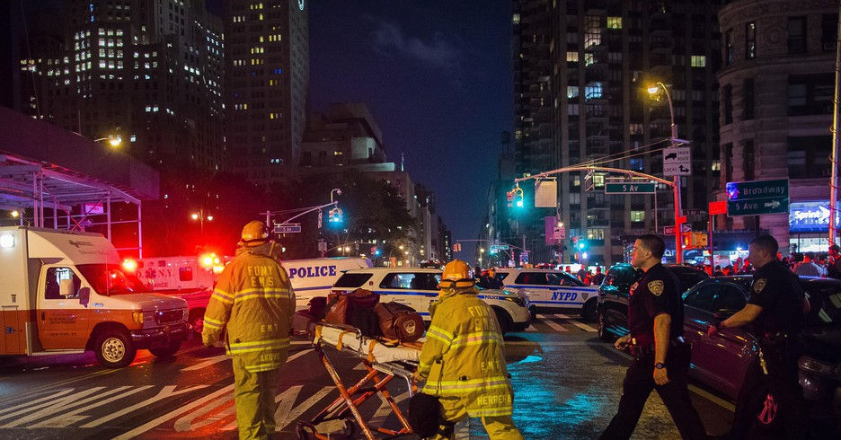 Attentato a Manhattan