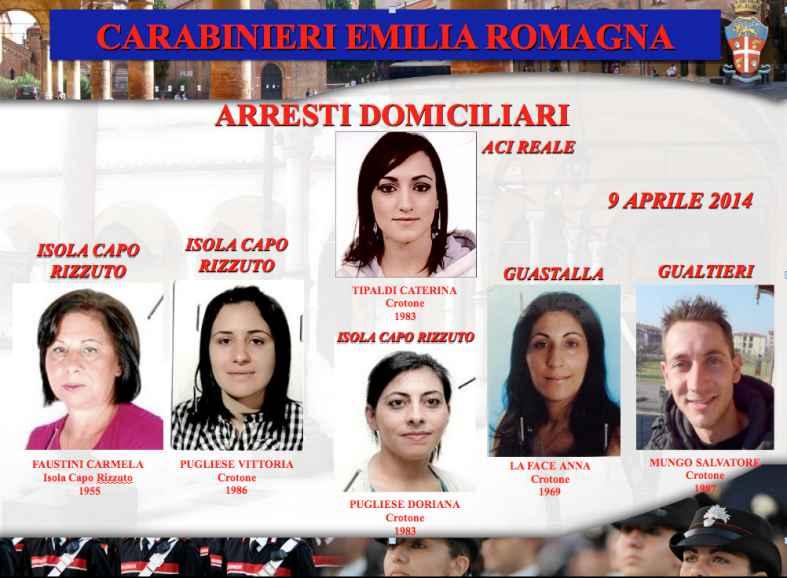 """'Ndrangheta, condanne a Bologna per Michele Pugliese """"la papera"""""""