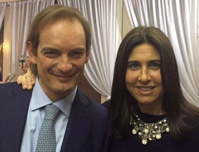 Matteo Cagnoni e Giulia Ballestri