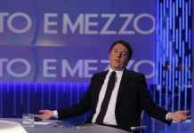 """Renzi: """"Olimpiadi? Capitolo chiuso"""" Wsj: """"Comedian Grillo"""" ha detto No"""