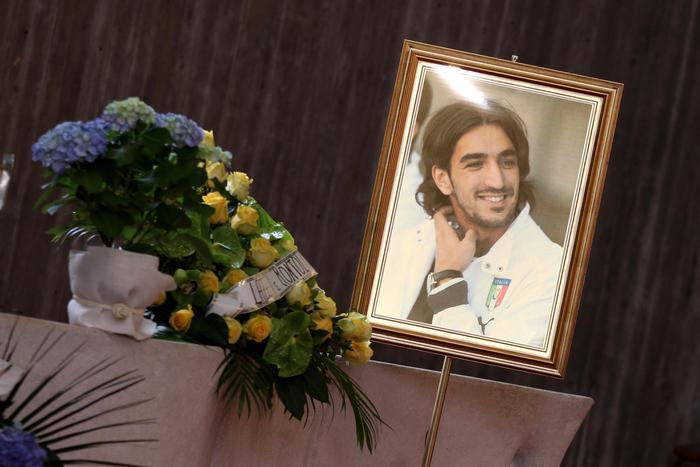 funerali di Piermario Morosini