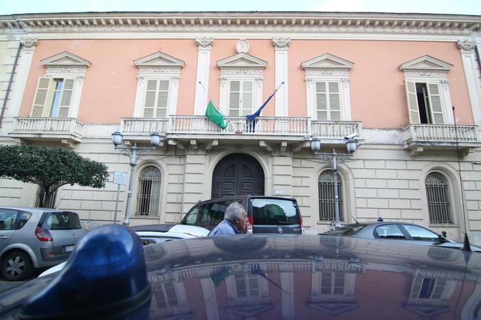 Rivolta nel carcere di Airola, Benevento.