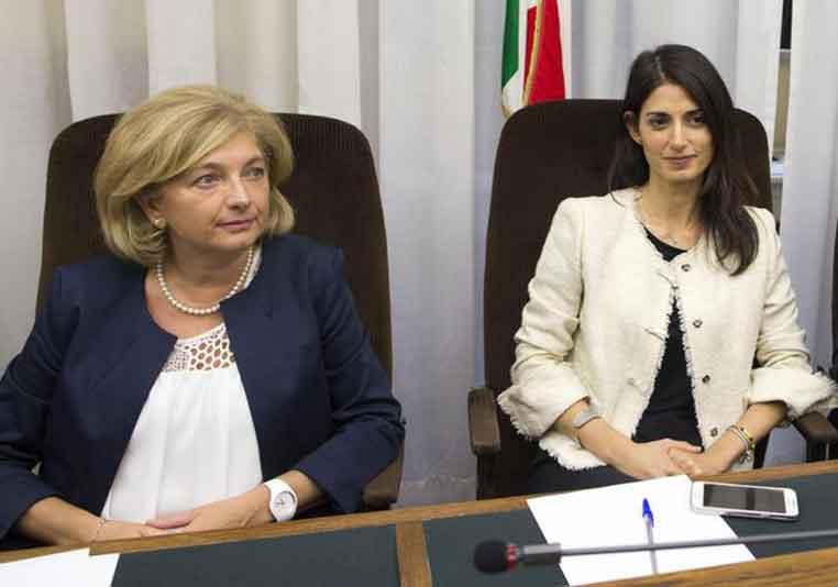 Roberta Muraro indagata prima delle elezioni. E' caos a Roma