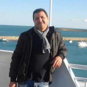 La vittima Sebastiano Sortino