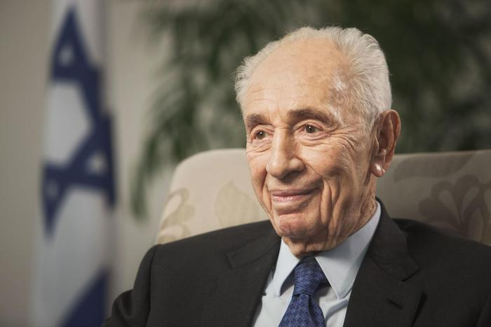 Morto Shimon Peres, ex presidente israeliano e Nobel per la Pace