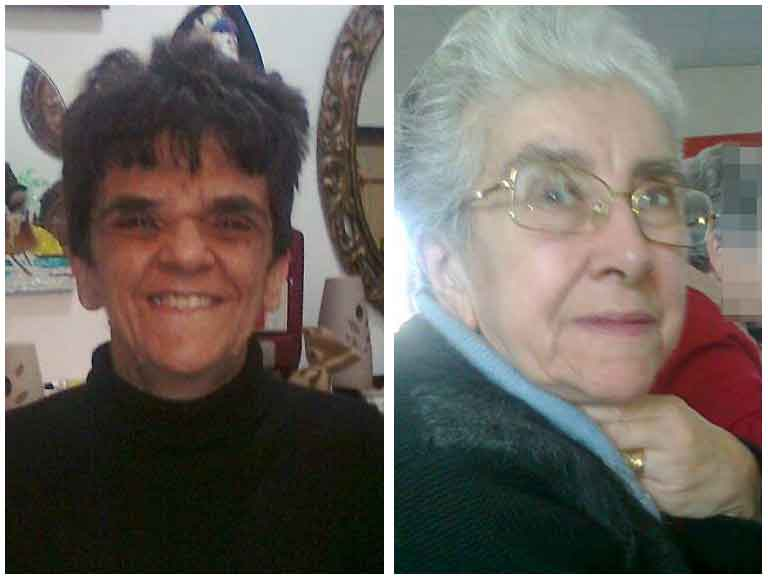 Silvia Pasotto e Natalina Carnelli omicidio via Vigna