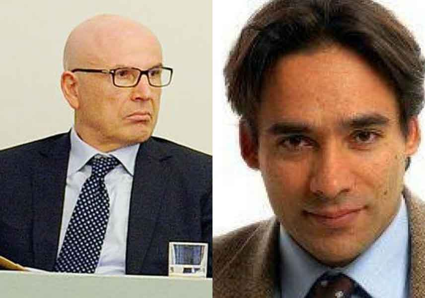 Massimo Colomban e Andrea Mazzillo