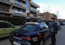 carabinieri in strada