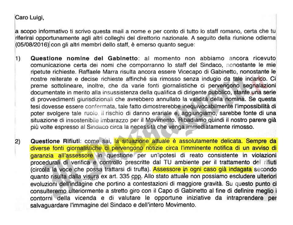Caos M5S. Grillo, il cerchio magico e la sindaca bugiarda
