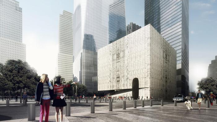 Il progetto del World Trade Center