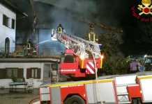 Incendiata a Gioiosa Jonica la villa del pentito Antonio Femia