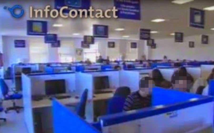 Megasequestro di beni per 26 milioni alla società Infocontact