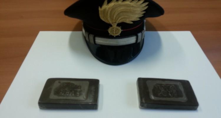 Controlli antidroga dei Carabinieri, arrestato 35enne a Cosenza