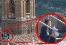 """Roma, dal sindaco """"Marziano"""" alla """"Donna Ragno"""". Raggi sui tetti"""