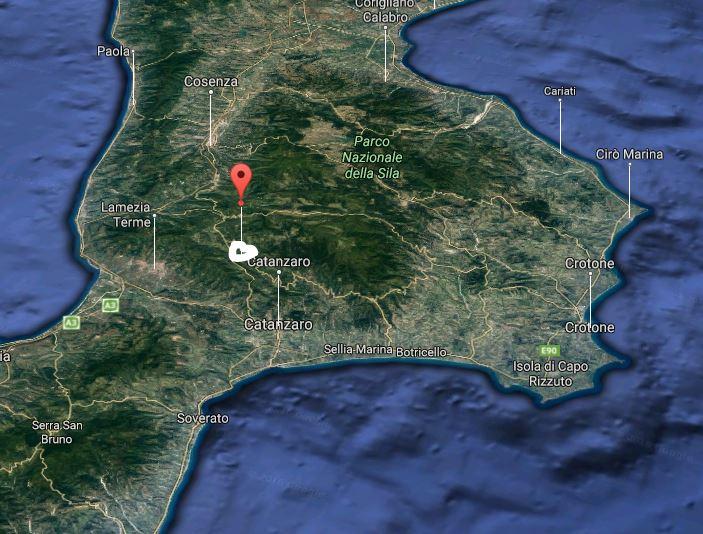 terremoto Catanzarese