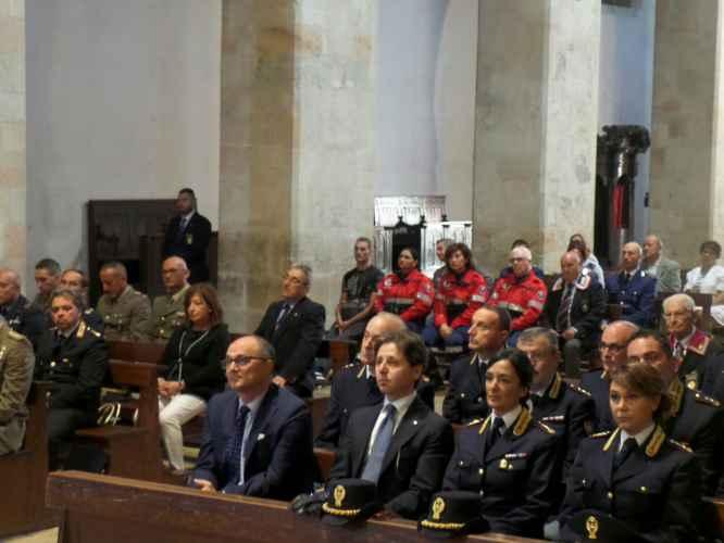 A Cosenza la Polizia festeggia il suo patrono San Michele Arcangelo