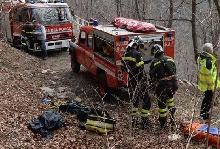 Auto giù dal burrone a Polsi, un morto e una ferita grave