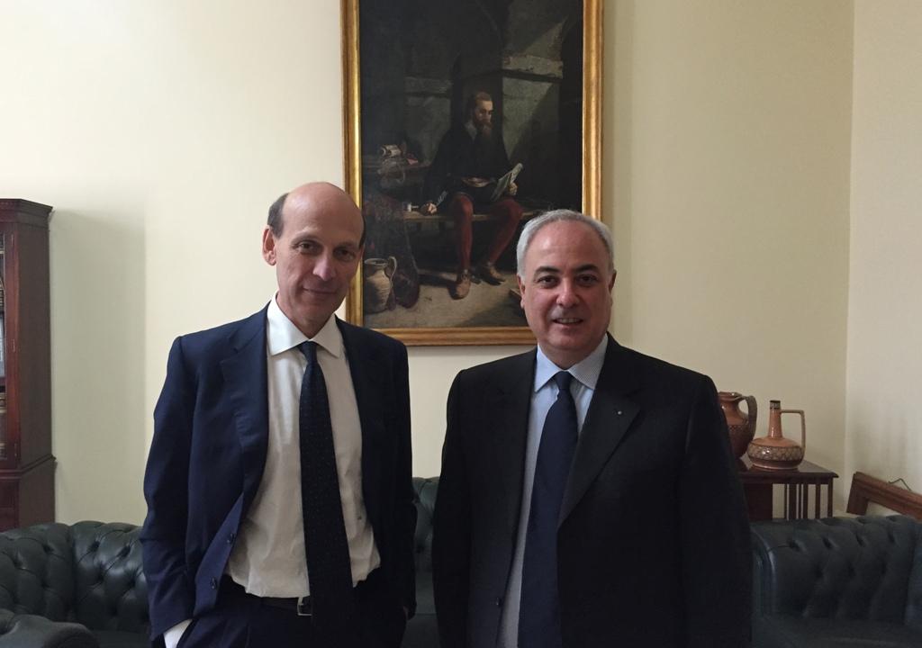Imprese, Klaus Algieri interverrà al Parlamento europeo