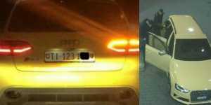 Banda dell'Audi gialla, arrestato in Grecia l'autista. Sarà estradato