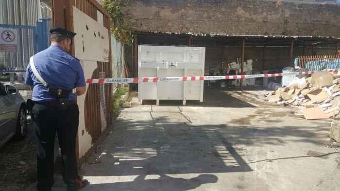 Cosenza, sequestrata area rifiuti dell'Ospedale Annunziata
