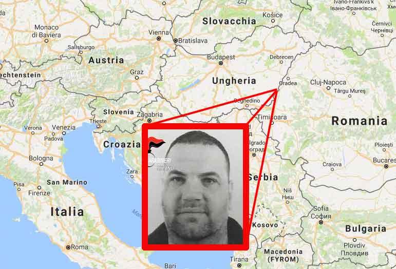 Estorsione a Milano, cattura in Romania latitante barese