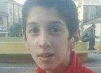 Gabriele Bono, il bambino morto a Sangineto