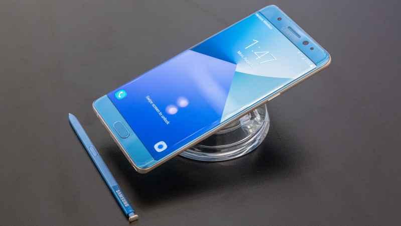 Galaxy Note7 va a fuoco, Samsung ritira lo smartphone