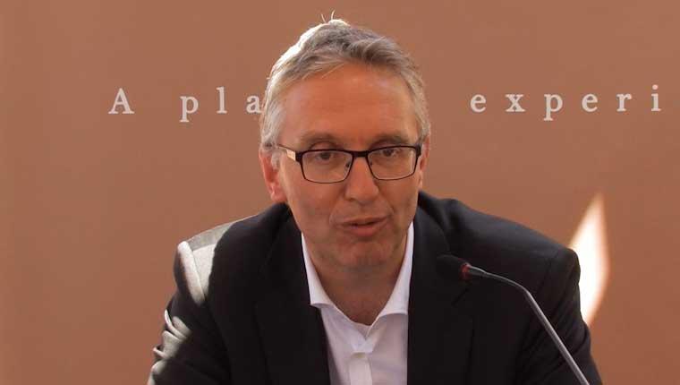 Il governatore della Regione Marche Luca Ceriscioli