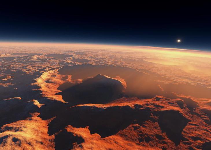 """Barack Obama: """"Invieremo l'uomo su Marte nel 2030"""""""