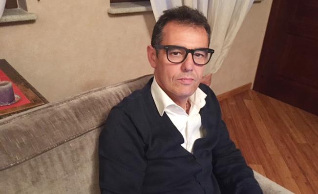 L'imprenditore Mauro Esposito